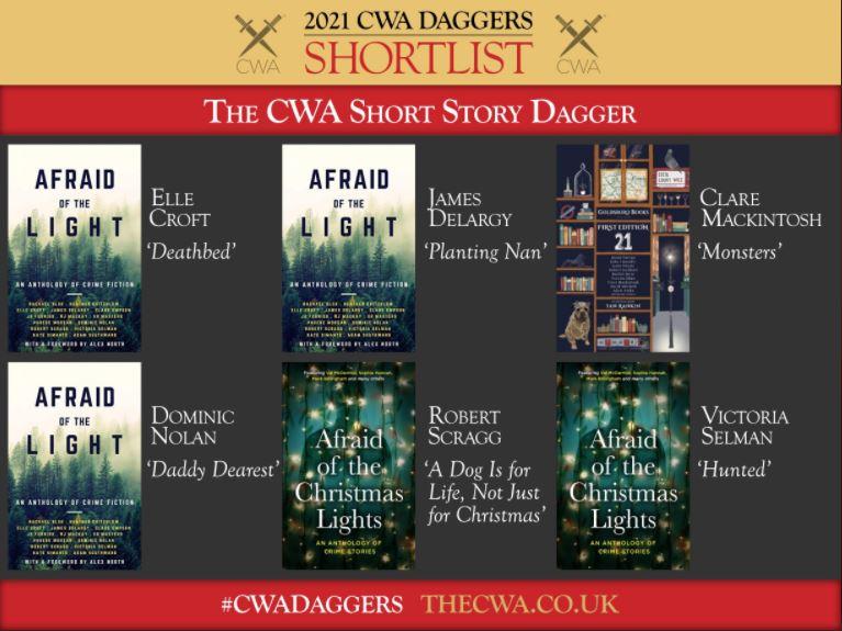 Shortlisted: Short Story Dagger
